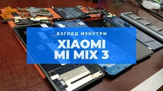 Обзор Xiaomi Mi Mix 3 - взгляд изнутри. Самый полный разбор аппарата. | China-Review