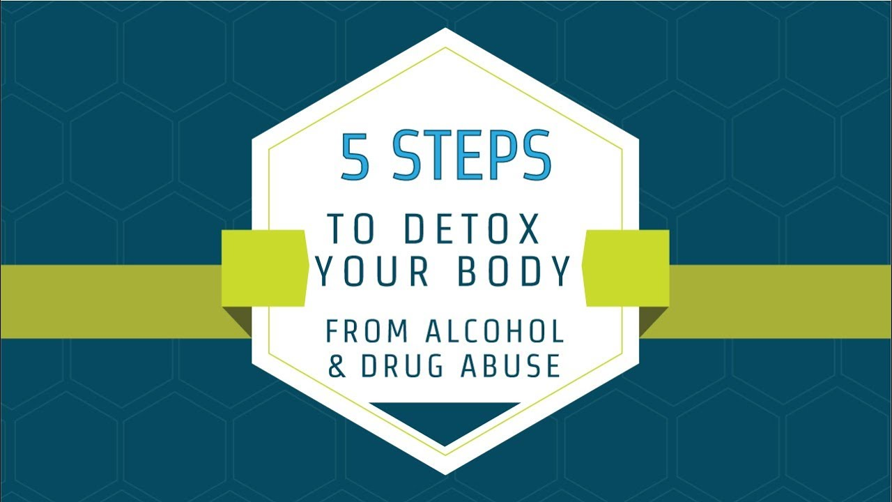 5 Ways To Detox From Drugs