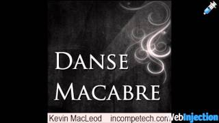 Royalty Free Music - Danse Macabre Isolated Harp