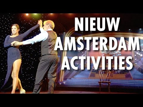 Nieuw Amsterdam Tour Review Activities Holland America Line - Holland new amsterdam cruise ship