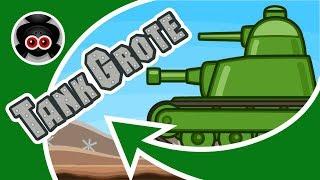 Атака Стальных Монстров №6: ТГ против Шаготанка | Мультики про танки