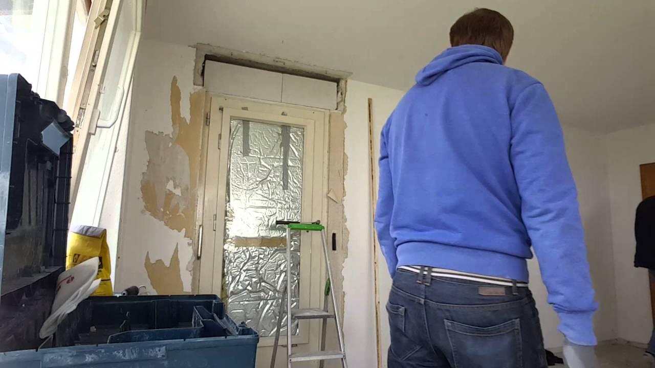 Super Haus renovieren #09 - Rolladenkasten ausfüllen / stopfen - YouTube OB88