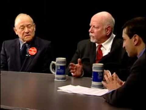 Hardfire CANDIDATES FOR PRESIDENT / JIM BURNS / ALDEN LINK / MARK AXINN