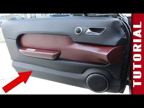 How To Make Custom Interior Car Panels At Home