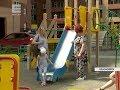 В этом году в Красноярске планируют благоустроить более пятисот детских площадок