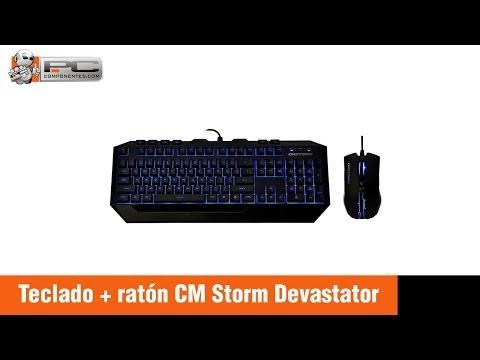 Unboxing Cooler Master Cm Storm Devastator Keyboard Bun