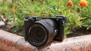 Sony Alpha A6000 - Обзор Быстрой Беззеркальной Камеры со Сменной Оптикой(, 2014-06-18T16:19:37.000Z)