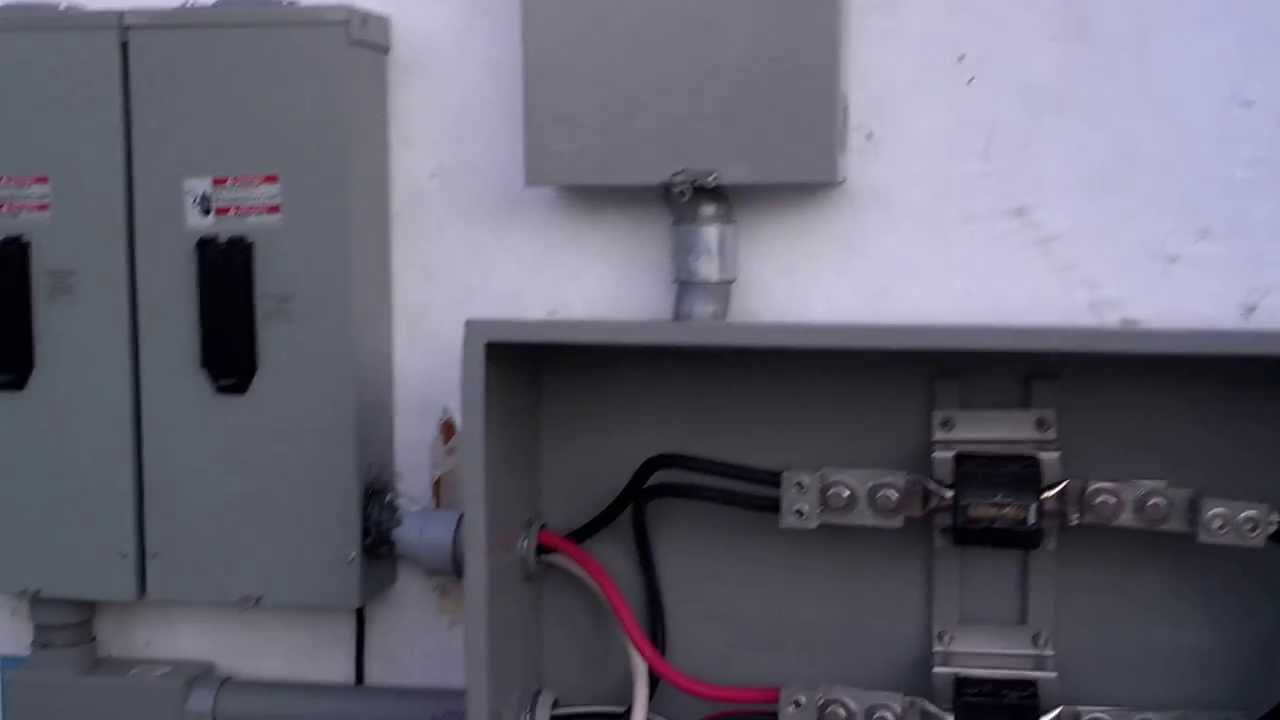 400 amp service single face youtube greentooth Choice Image