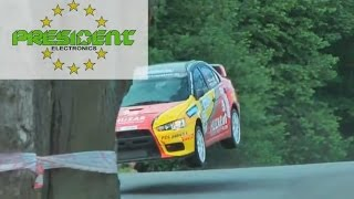 JUMP & CRASH Mitsubishi Lancer Evo X and other cars.....