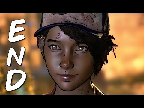 THE WALKING DEAD SEASON 3 ENDING / EPISODE 5 ENDING Walkthrough Gameplay Part 3 (A New Frontier)