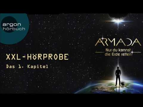 Armada: Nur du kannst die Erde retten YouTube Hörbuch Trailer auf Deutsch