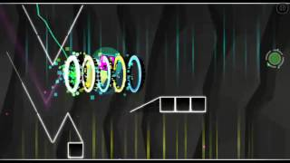 Steel Terror Layout by AUFrosty (me) - Geometry Dash (2.01)