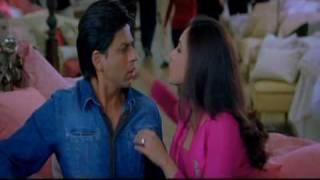 SRK - Никогда не говори прощай с улыбкой. (KABHI ALVIDA NAA KEHNA)