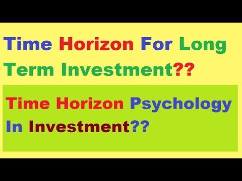 Long term investment vs short term investment Psychology india in hindi || Episode 7