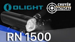Review Đèn Pin Xe Đạp OLIGHT RN 1500 - Chuyentactical.com