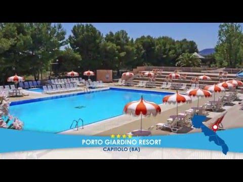 Porto Giardino Resort **** - CAPITOLO (PUGLIA) - Mare Italia 2016