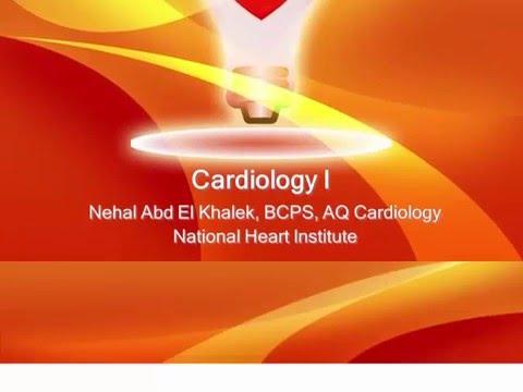 Cardiology lecture CPEC Dr Nehal AbdElkhalek
