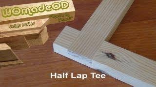 Half Lap Tee Joint