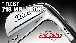 Titleist 718 MB Iron Review