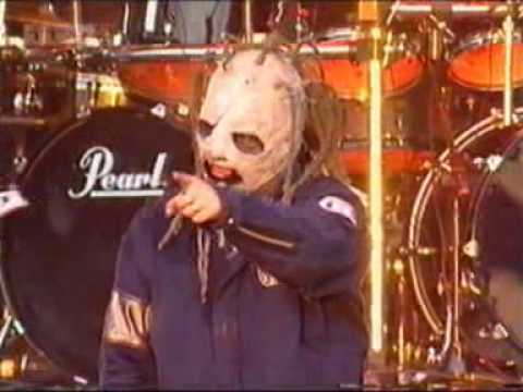 Disasterpiece - Slipknot (Live at Reading Fest 2002)