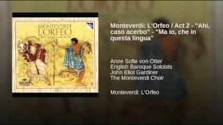 Monteverdi: L