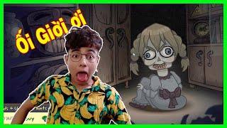 1000 Cách Troll Trong Game Kinh Dị Troll Face Quest Horror của ThắnG Tê Tê