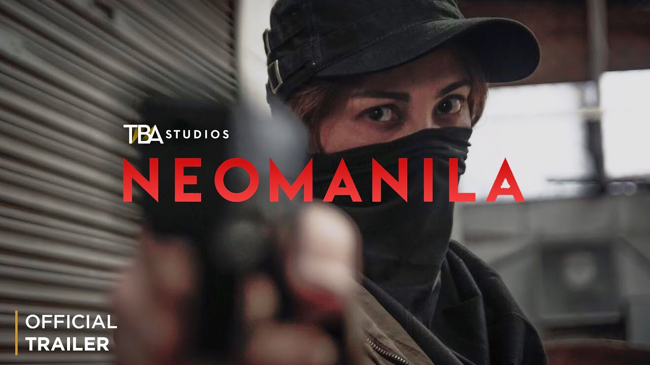 Neomanila Official Trailer | Mikhail Red | Timothy Castillo | Eula Valdez | Rocky Salumbides | TBA