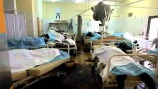 A Massacre at Abu Salim Trauma Hospital [graphic]