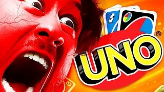 WHAT IS EVEN HAPPENING!? | UNO