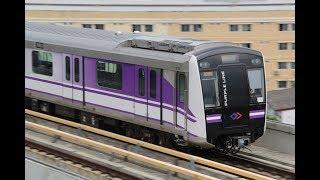 【バンコクメトロ】 パープルライン Bangkok Metro Purple Line