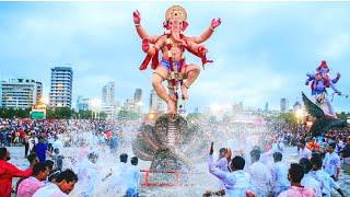 MUMBAI : CITY OF BAPPA | A Film by Hemant Pictures | Mumbai's Ganesh Utsav 2019 Compilation Video