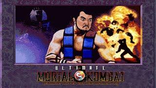 Нарезка от 11.07.15 Ultimate Mortal Kombat 3 (самые интересные моменты)
