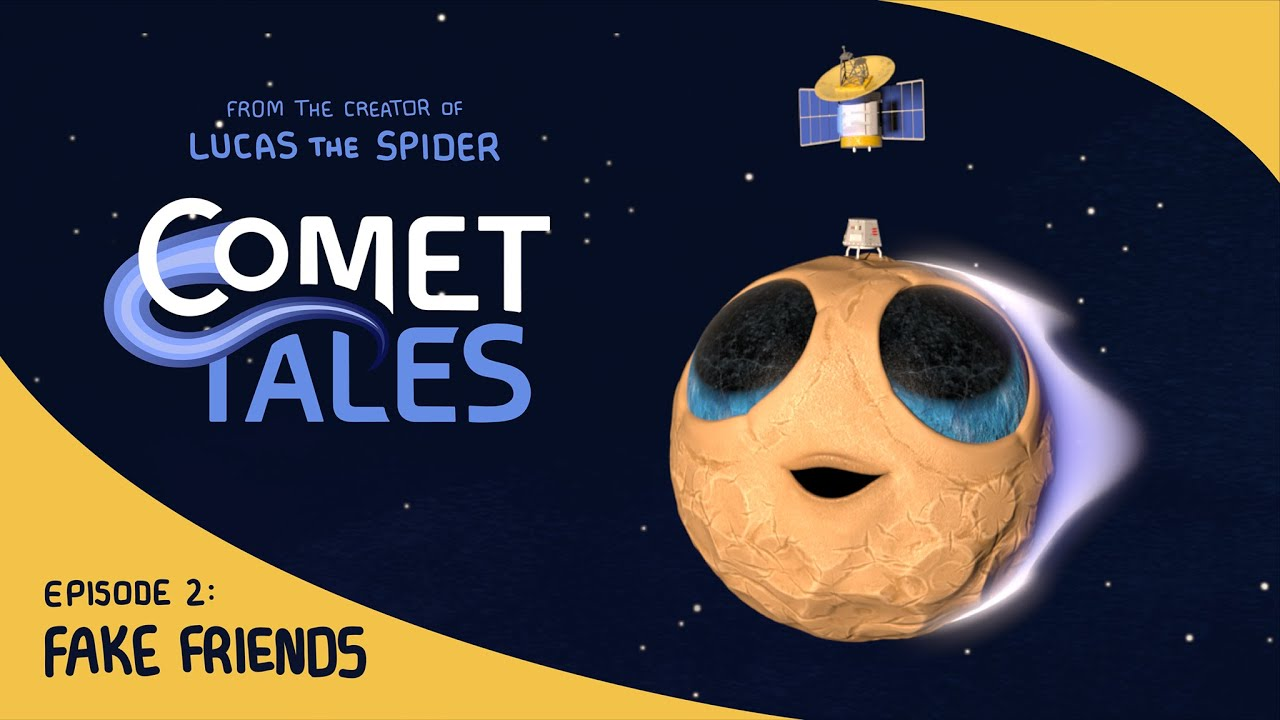 Comet Tales: Fake Friends