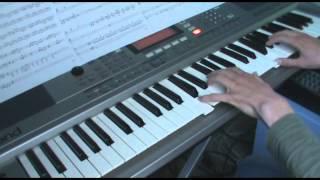 Gateways (Dimmu Borgir keyboard cover)