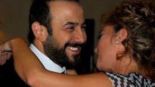 شاهد لاول مرة صور زوج النجمة السورية سلافة معمار الذي منعها من الفن والشهرة