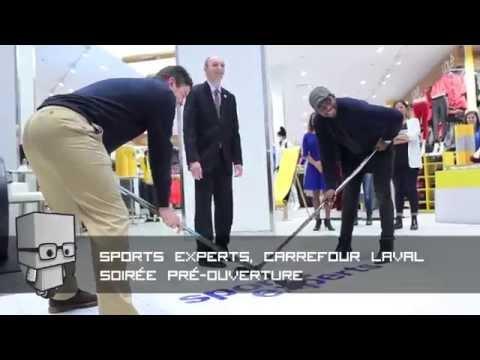 Sports Experts fait un virage techno au Carrefour Laval