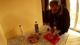 Приготовление дикой утки в духовке