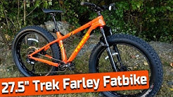 Suspended Fat Fun - 2020 Trek Farley 7 Fatbike with Manitou Mastodon Feature Review and Weight