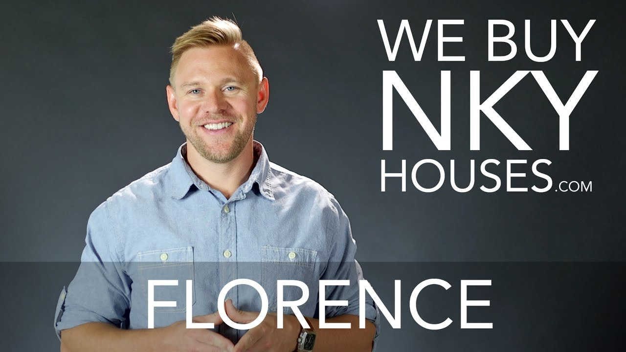 We Buy Houses in Florence KY - CALL 859.412.1940 - Sell Your Florence House Fast For Cash