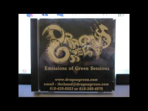 Dragon Green (US) Emissions of Green sessions. Demo # 1. 2000 (Stoner Doom rarity)