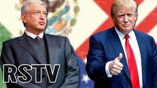RSTV tenía Razón: Los illuminatis ponen el Peligro el Nuevo TLCAN y prometen Cancelarlo