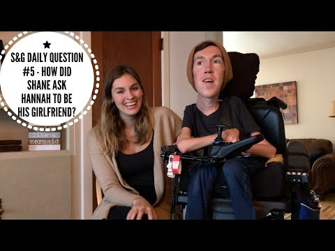 S&G Daily Question - #5 How did Shane ask Hannah to be his girlfriend?