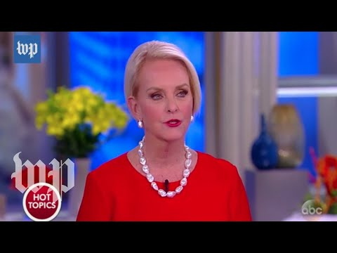 """Cindy McCain's political appearance on """"The View,"""" annotated"""