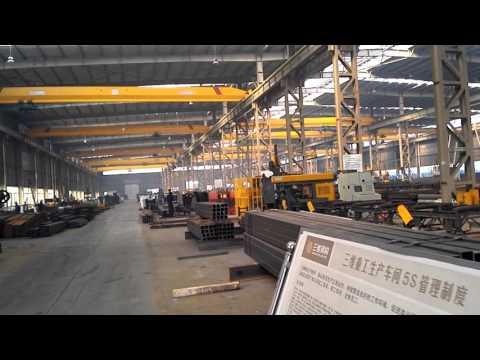 Sunway Steel Building steel fabrication workshop