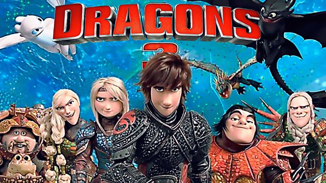 Resultado de imagem para como treinar seu dragão 3