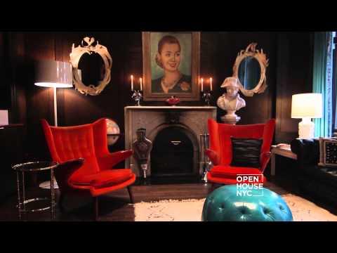 Nanette Lepore's NYC Home   Open House TV