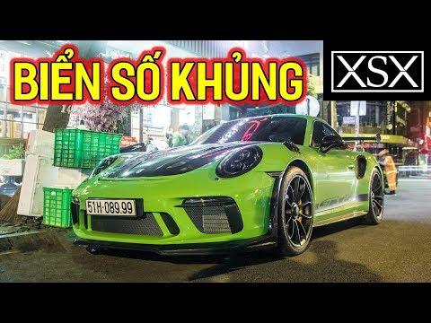 """Porsche 911 GT3 RS Ra Biển Số """"Khủng"""", Chủ Nhân Còn Sở Hữu Một Siêu Phẩm 20 Tỷ Từ Porsche   XSX"""