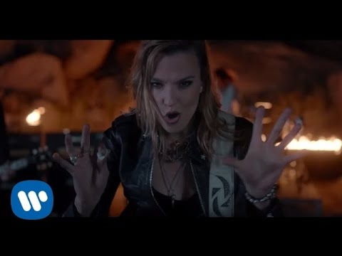 Клип Halestorm - I Am the Fire