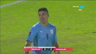 Uruguay vs Paraguay: 0-0 RESUMEN del partido por fecha 7 | Clasificatorias Qatar 2022