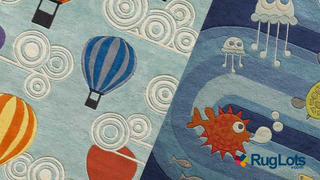 Lil Mo Whimsy Collection By Momeni Kids Area Rugs